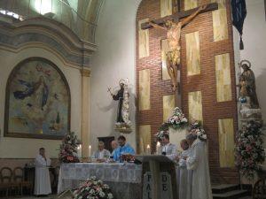 Misa de la Inmaculada concelebrada