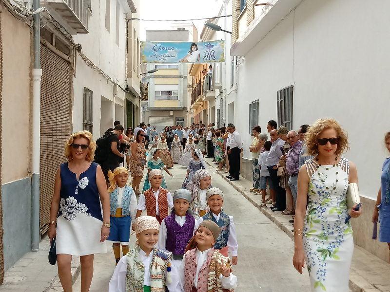 Dia Gran dels Angelets i Frarets a les Festes 2018