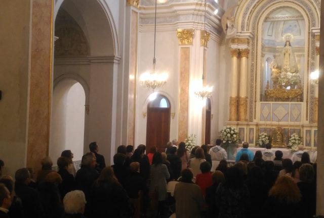 Dia Gran de la Puríssima: Festivitat de la Immaculada Concepció