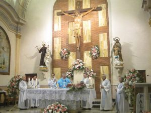 Eucaristia de la festivitat de la Immaculada