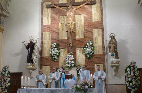 Solemne eucaristia de la Immaculada