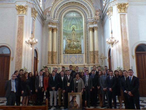 Clavaria i Majoralia 2015-2016