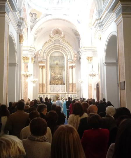 Dia de la Immaculada Concepció: Solemnitat de la Puríssima