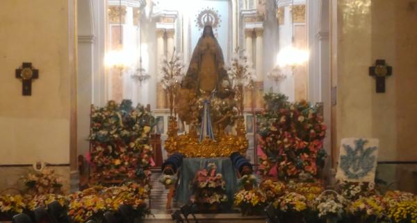 Solemne Missa Major i Processó en honor a la Puríssima