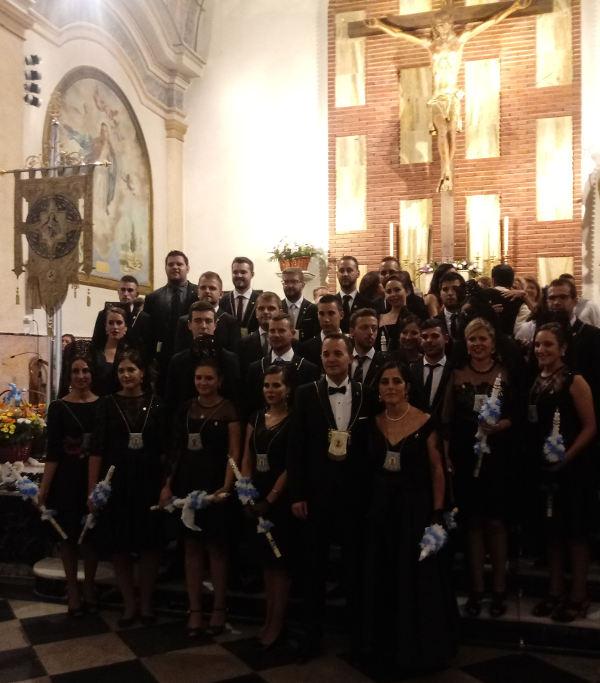 Solemne Missa Major i Solemne Processó en honor a la Puríssima